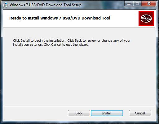 Windows 7 USB/DVD Download Tool - HTPCBuild com