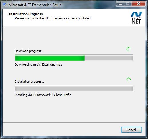 microsoft 4.0 .net framework full download