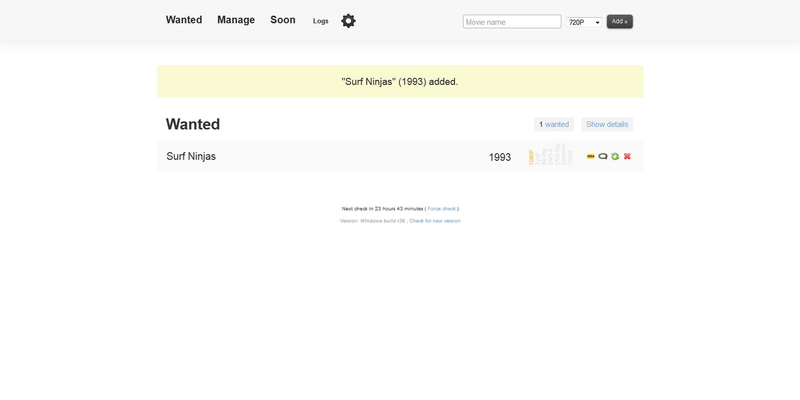CouchPotato Userscript Install Guide (Firefox) - HTPCBuild com